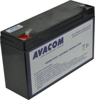 Baterie Avacom RBC52 bateriový kit - náhrada za APC - neoriginální