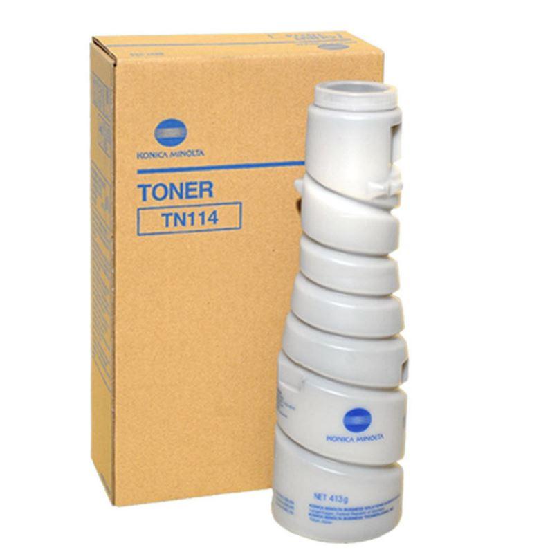 Konica Minolta Toner TN-114 pro Bizh.162/210, 163/211, Di152/183,Di1611/2011