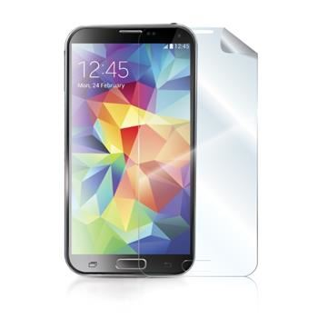 Prémiová ochranná fólie displeje CELLY Perfetto pro Samsung Galaxy S5 / S5 Neo, lesklá, 2ks