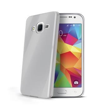 TPU pouzdro CELLY Gelskin pro Samsung Galaxy Core Prime, bezbarvé