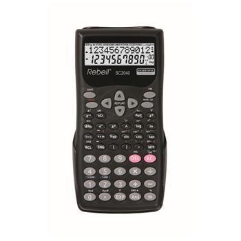 Vědecká kalkulačka Rebell SC2040, 240 funkcí