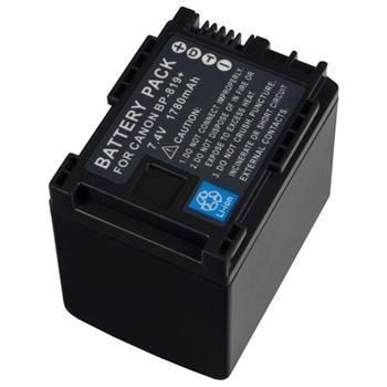 Baterie Extreme Energy typ Canon BP-819 , Li-Ion 2400 mAh