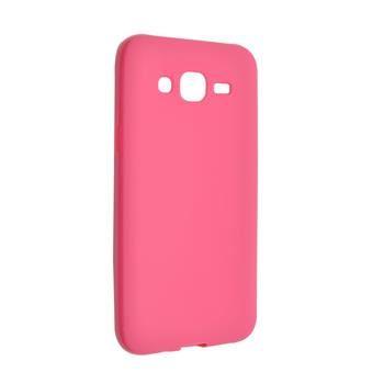 TPU gelové pouzdro FIXED pro Samsung Galaxy J5, růžové