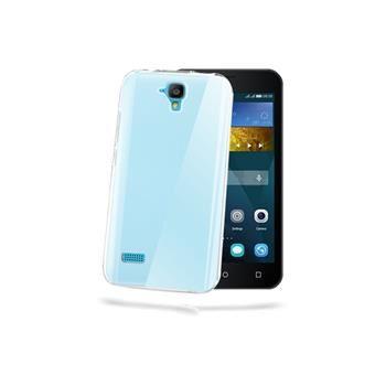 TPU pouzdro CELLY Gelskin pro Huawei Y5, bezbarvé