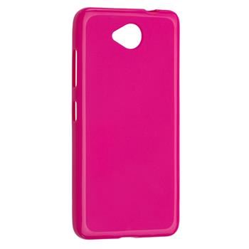 TPU gelové pouzdro FIXED pro Microsoft Lumia 650, růžové
