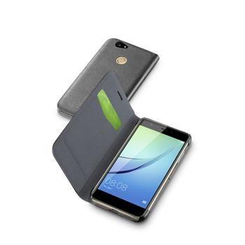 Pouzdro typu kniha CellularLine Book Essential pro Huawei Nova, černé