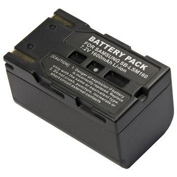 Baterie Extreme Energy typ Samsung SB-LSM160, Li-Ion 1700 mAh, šedá