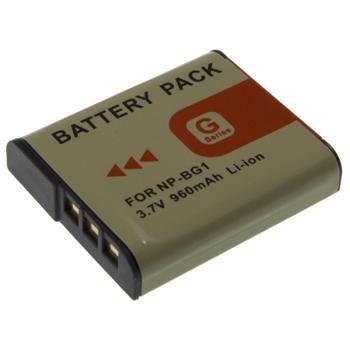 Baterie Extreme Energy typ Sony NP BG1, Li-Ion 960 mAh, 3,7 V