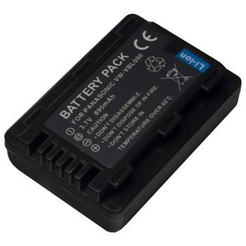 Baterie Extreme Energy typ Panasonic VW-VBL090,  Li-Ion 895 mAh