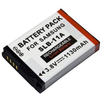 Baterie Extreme Energy typ Samsung SLB-11A,  Li-Ion 1130 mAh