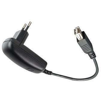 Cestovní nabíječka pro jednotky Interphone s USB výstupem