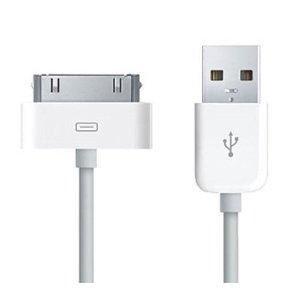 Apple origínální bílý kabel iPhone, iPad, iPod, MA