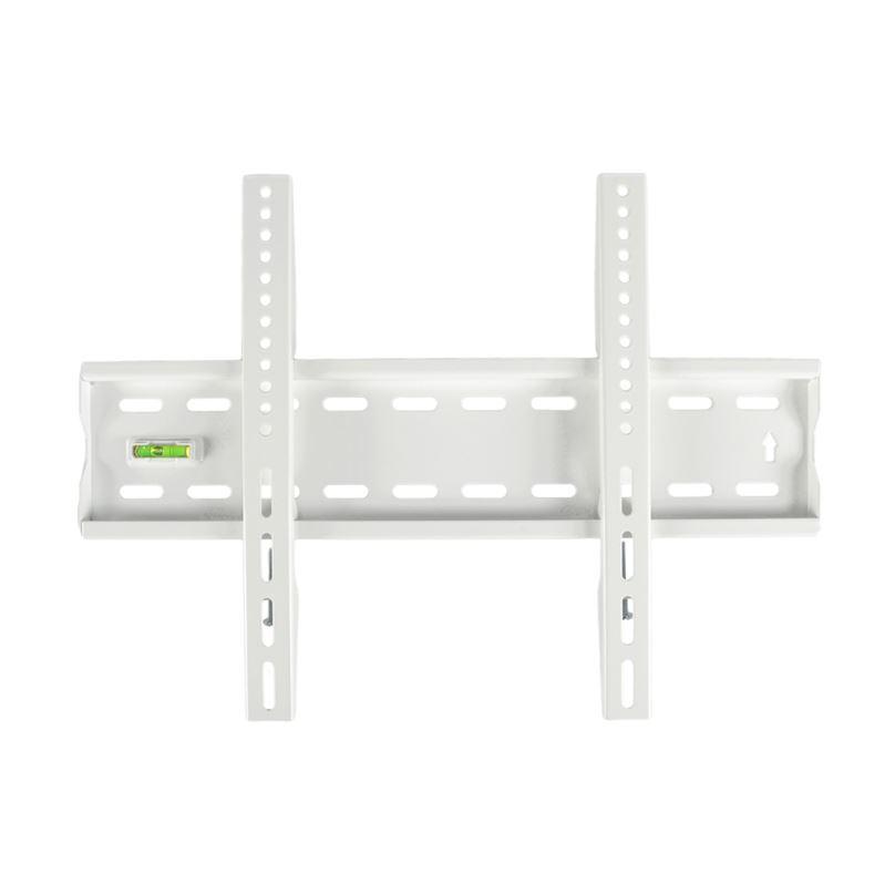 """4W Fixní držák pro LCD 17-43"""" SLIM nosn. 40kg WHT"""