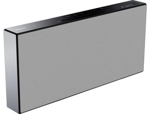 Sony mikro Hi-Fi systém CMT-X5CD,CD,NFC,40W, bílý