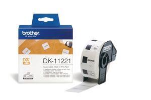 DK-11221 (čtvercové štítky 1000ks)