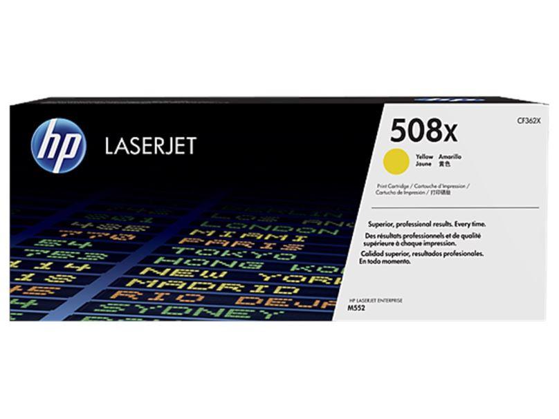 HP laserjet žlutý toner velký, CF362X