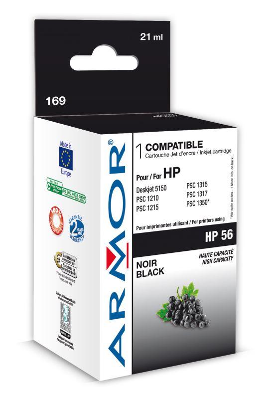 Armor ink-jet pro HP DJ 5550, 19ml (C6656A)