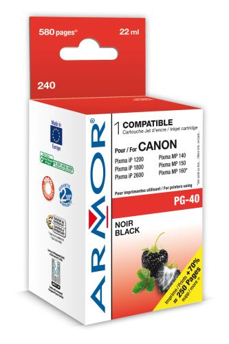 Armor ink-jet pro Canon IP2200 (PG-40), 19ml