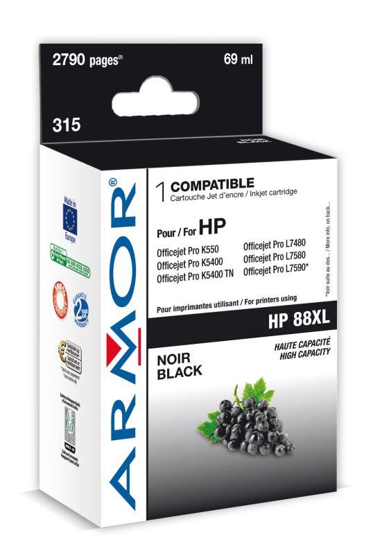 Armor ink-jet pro HP Officejet K550 70ml (C9396A)B