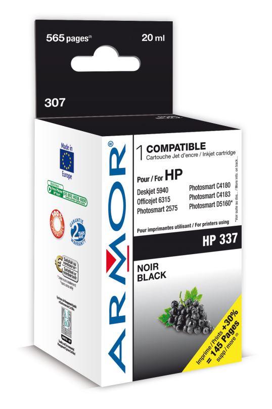Armor ink-jet pro HP DJ 6980 20ml (C9364E )Bk