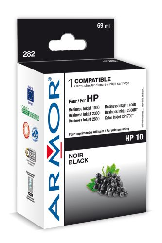 Armor ink-jet pro HP OJ 9110 69ml C4844A Bk