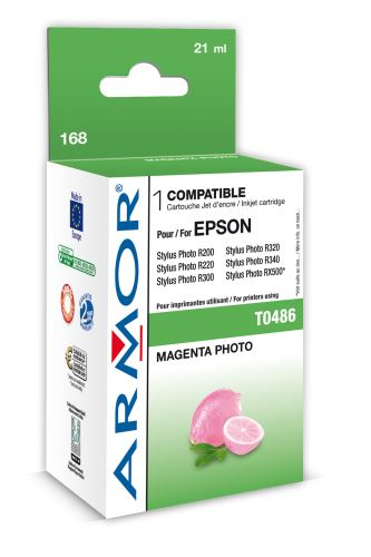 Armor ink-jet pro Epson SP R200 T048640 Photo Mag.