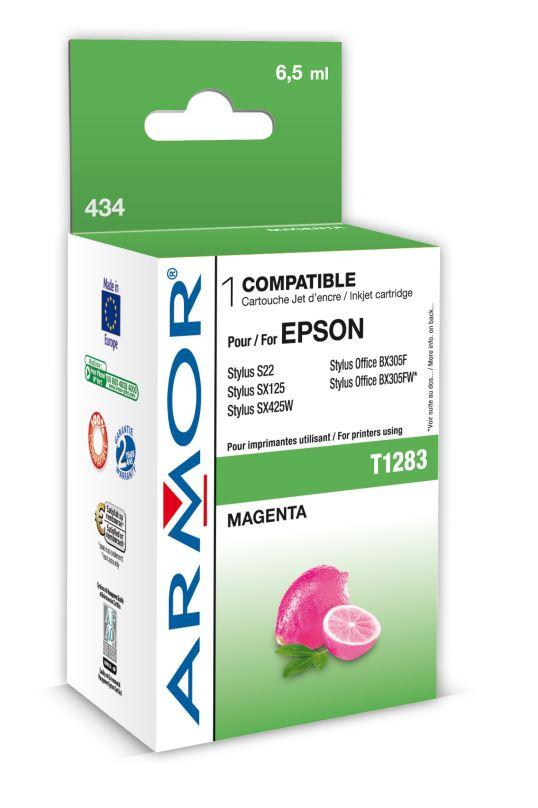Armor ink-jet pro Epson S22,SX125 T128340 Magenta