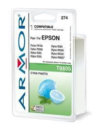 Armor ink-jet pro Epson SP R265 (T080540) C photo