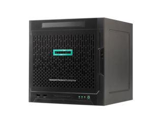 HPE MicroServer Gen10 X3216, 8GB RAM, 4 x LFF HDD