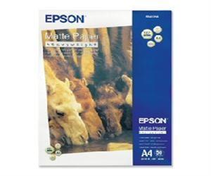 EPSON Mate Paper - Heavyweight A4, 167g/m2, 50 listů