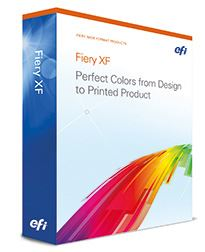 EFI Fiery XF Spot Color Option