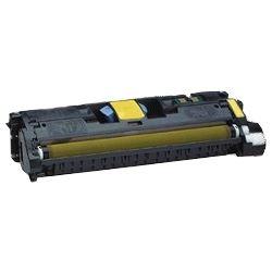 PRINTWELL C9702A kompatibilní tonerová kazeta, barva náplně žlutá, 4000 stran