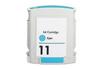 PRINTWELL C4836AE (No.11) kompatibilní inkoustová kazeta, barva náplně azurová, 1750 stran