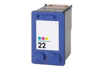 PRINTWELL C9352A (22XL) kompatibilní inkoustová kazeta, barva náplně azurová/purpurová/žlutá, 641 stran