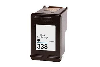 PRINTWELL C8765EE (No. 338 XL) kompatibilní inkoustová kazeta, barva náplně černá, 777 stran