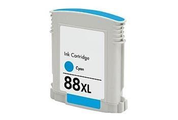PRINTWELL C9391 (No.88 XL) kompatibilní inkoustová kazeta, barva náplně azurová, 1200 stran