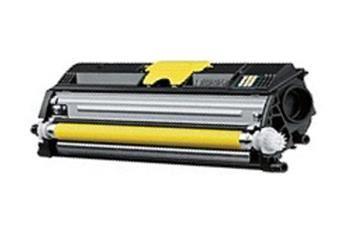 PRINTWELL A0V306H kompatibilní tonerová kazeta, barva náplně žlutá, 2500 stran
