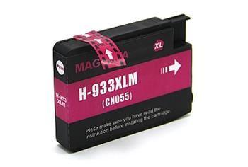 PRINTWELL CN055AE (No.933 XL) kompatibilní inkoustová kazeta, barva náplně purpurová, 1000 stran