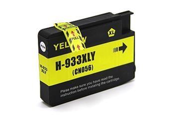 PRINTWELL CN056AE (No.933 XL) kompatibilní inkoustová kazeta, barva náplně žlutá, 1000 stran
