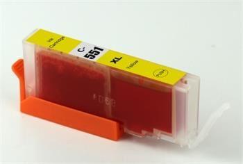 PRINTWELL CLI-551Y XL kompatibilní inkoustová kazeta