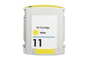 PRINTWELL C4838 (No.11) kompatibilní inkoustová kazeta, barva náplně žlutá, 1750 stran