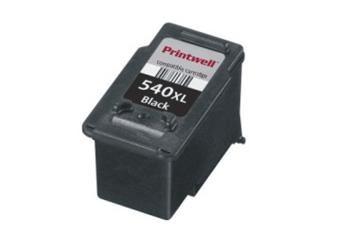 PRINTWELL PG-540 (No:540) kompatibilní inkoustová kazeta, barva náplně černá, 180 stran
