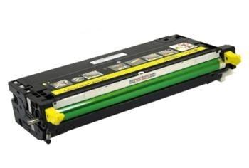 PRINTWELL 593-10173 (NF556) kompatibilní tonerová kazeta, barva náplně žlutá, 8000 stran