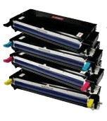 PRINTWELL 593-10296 (G908C) kompatibilní tonerová kazeta, barva náplně purpurová, 3000 stran