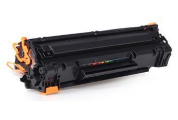 PRINTWELL CF283A (No:83A) tonerová kazeta PATENT OK, barva náplně černá, 1500 stran
