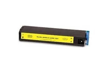 PRINTWELL 41963605 kompatibilní tonerová kazeta, barva náplně žlutá, 15000 stran
