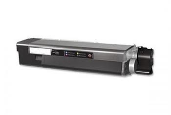 PRINTWELL 43865724 (OKI C5850) kompatibilní tonerová kazeta, barva náplně černá, 8000 stran