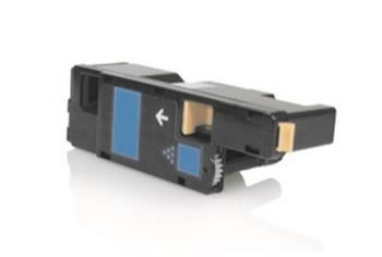 PRINTWELL 593-11021; 593-11141; C5GC3; PDVTW kompatibilní tonerová kazeta, barva náplně azurová, 1400 stran