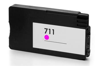 PRINTWELL CZ131A (No:711) MAGENTA inkoustová kazeta PATENT OK
