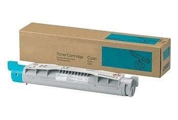 PRINTWELL 1710490-004 kompatibilní tonerová kazeta, barva náplně azurová, 6000 stran